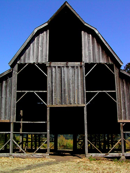 Bald Hill Barn