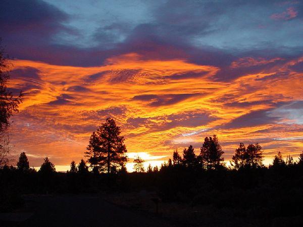 Bend Sunrise