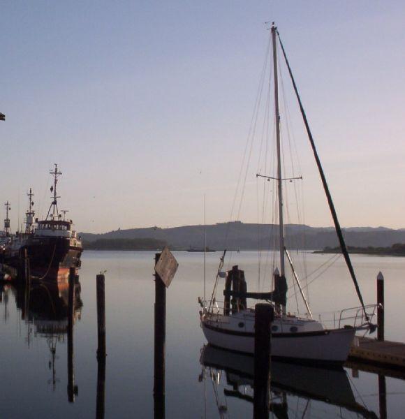 CB docks again
