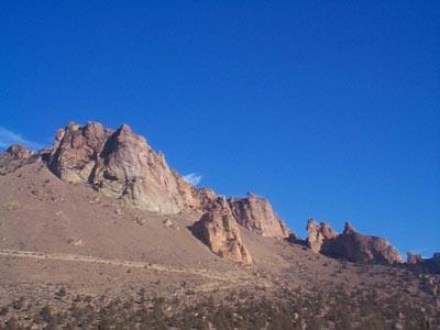 fort rock blue