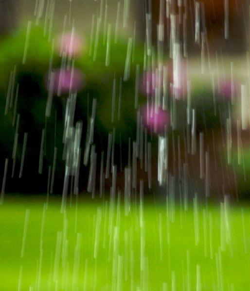 sick of da rain