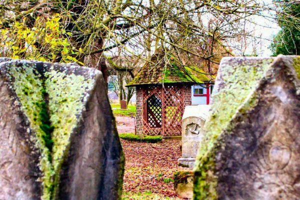 Cemetery Gazebo