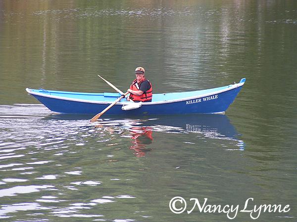 Rowboat Race