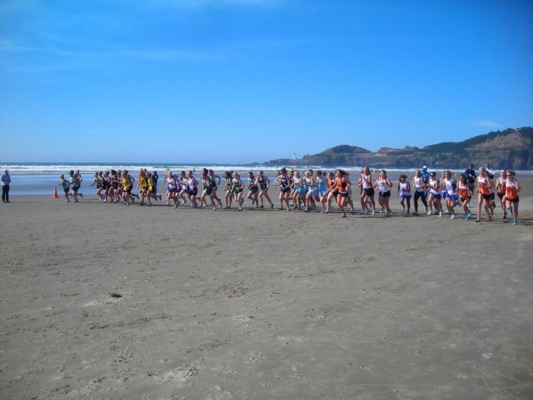 Beach Run!