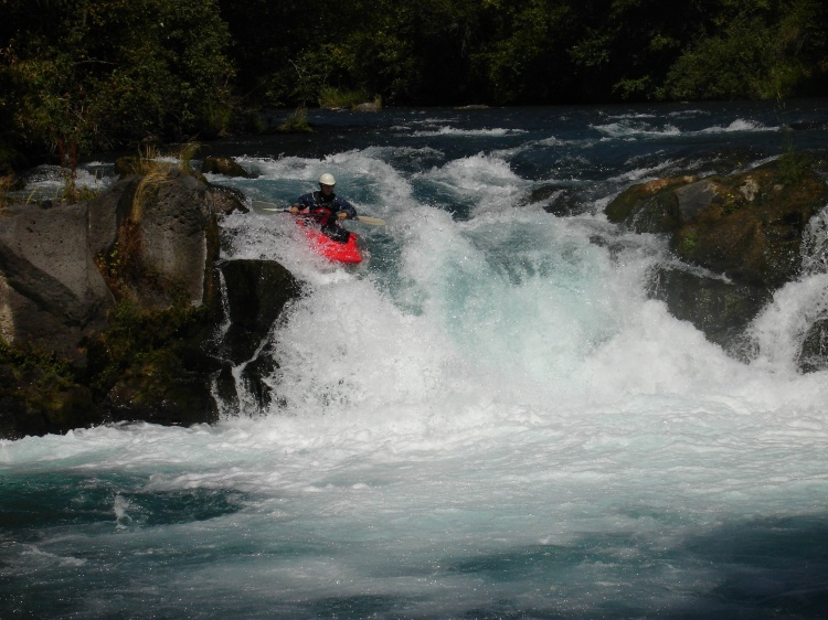 Husum Falls