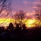 Eugene sunrise