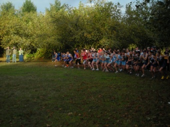 Willamette Mission State Park Run!