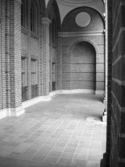 Women's Building veranda, OSU